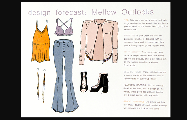 Elise O'Connel - Finalist - Trend Forecaster of Tomorrow