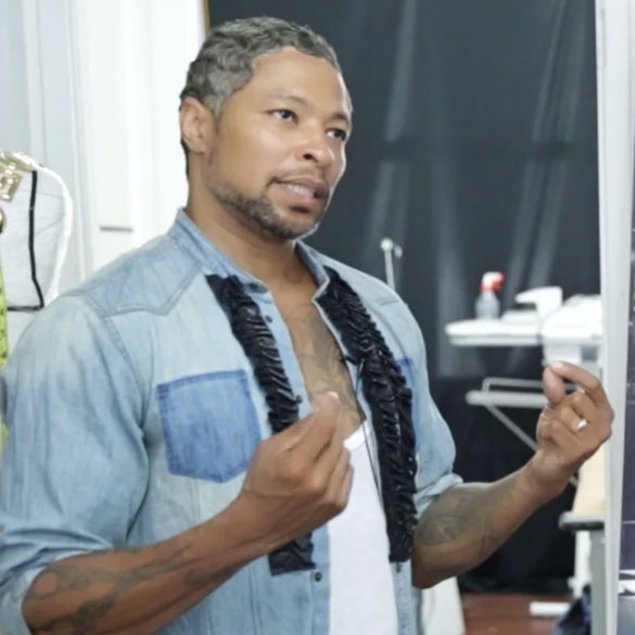 We Are FIDM: Fashion Designer Octavius Terry