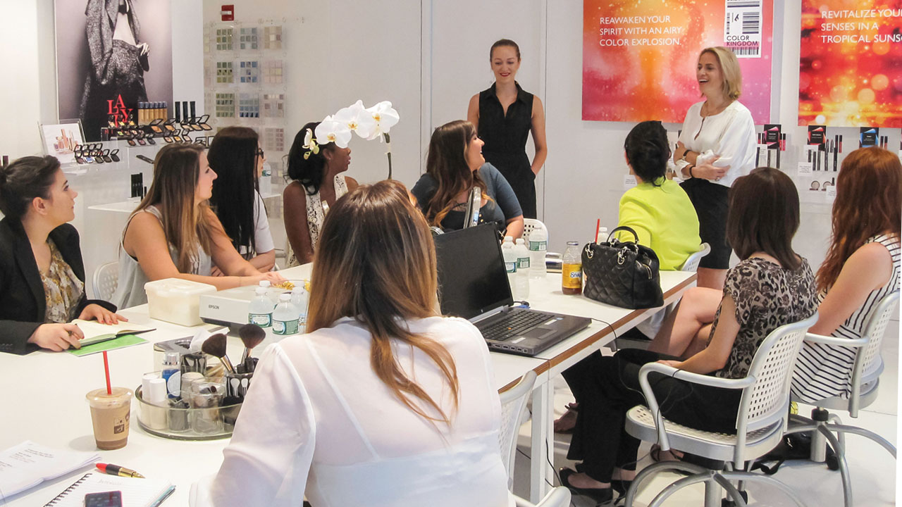 Beauty Industry Merchandising & Marketing