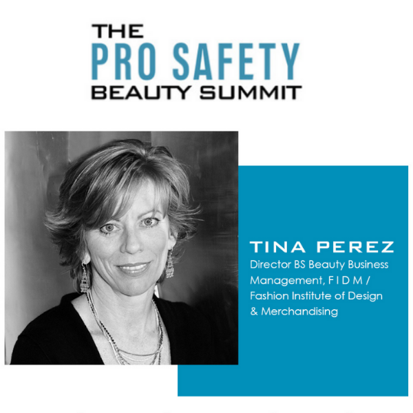 Director Tina Perez Invited To Speak at Pro Safety Beauty Summit