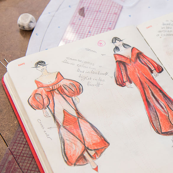 Fashion Design, Professional Designation