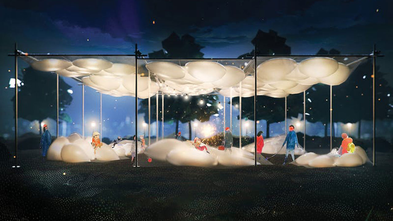 Digital Media Grad Wins 2020 City of Dreams Pavilion Competition