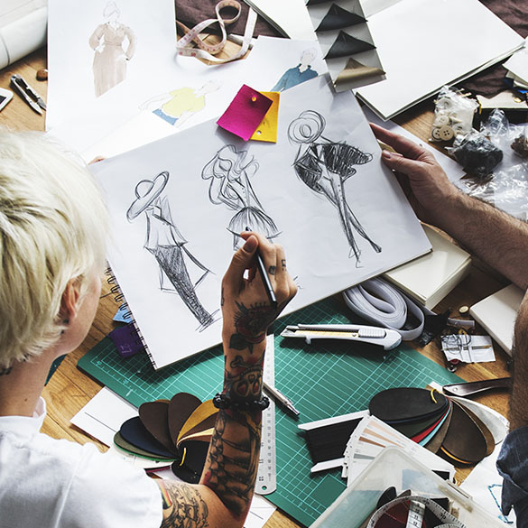 Fashion Design, A.A. Advanced Study