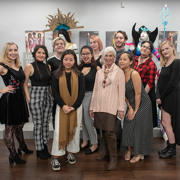 Film & TV Costume Design Student Work on Display at Costume Designers Guild