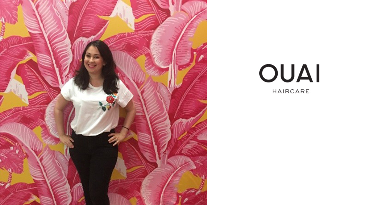 Alumna Sara Boyette Works in Digital Marketing at OUAI Haircare