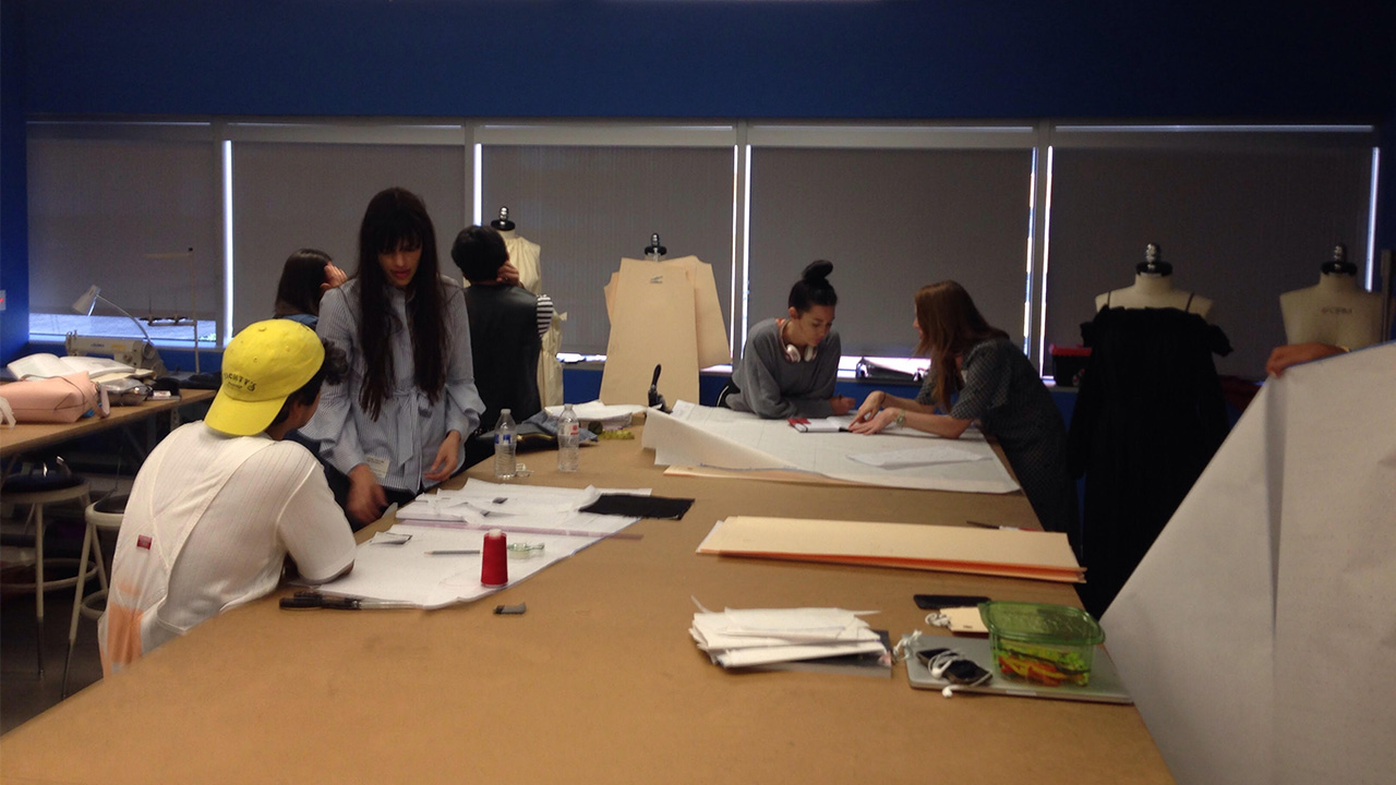 FIDM x GUESS Collab on Sustainability Courses
