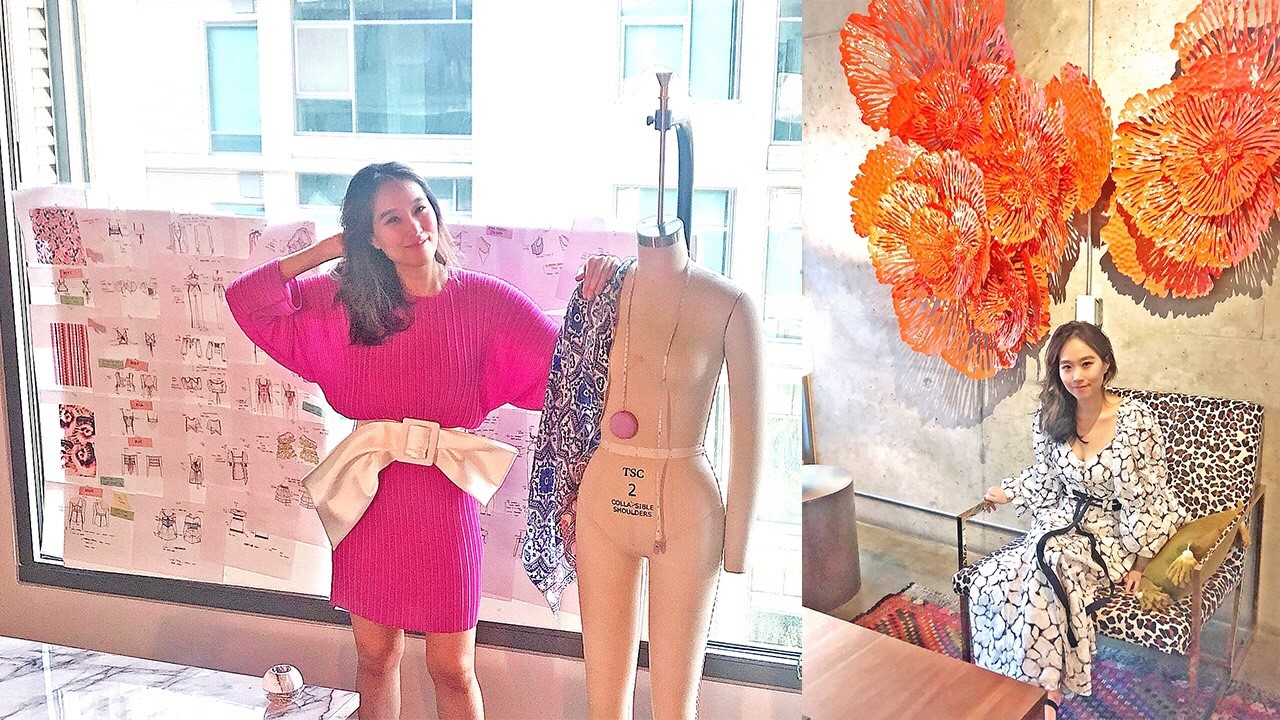 FIDM Grad Jiyeon Lee is Designing for Shein