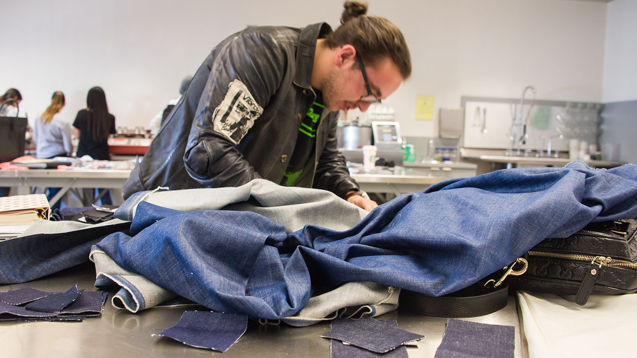 The Business of Denim Experience