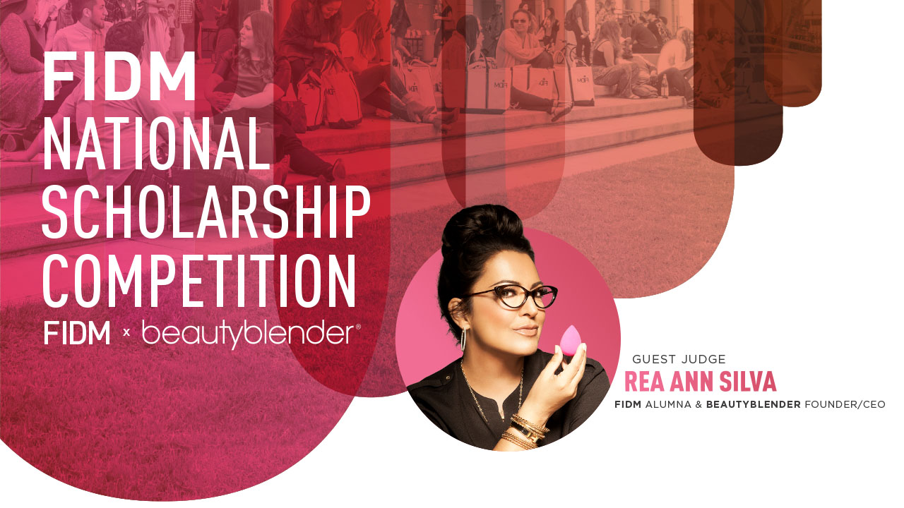 FIDM National Scholarship Competition with celebrity judge Kris Jenner