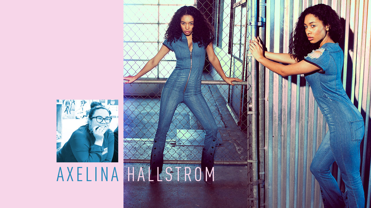 Alumna Axelina Hallstrom on The Business of Denim Program