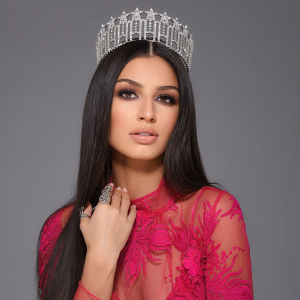 Grad to Compete in Upcoming Miss USA Pageant