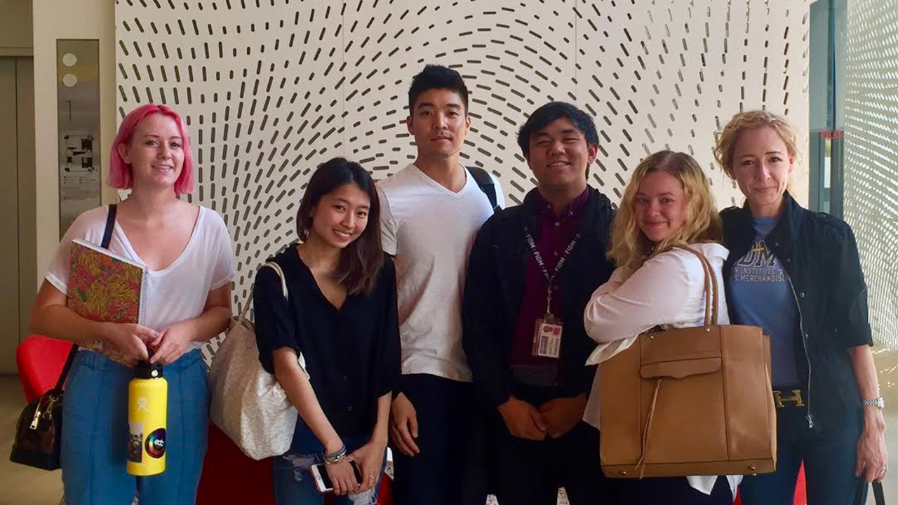 Interior Design Students Get Private Tour of Gensler
