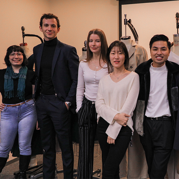 B.S. Apparel Technical Design Students Present Final Prototypes