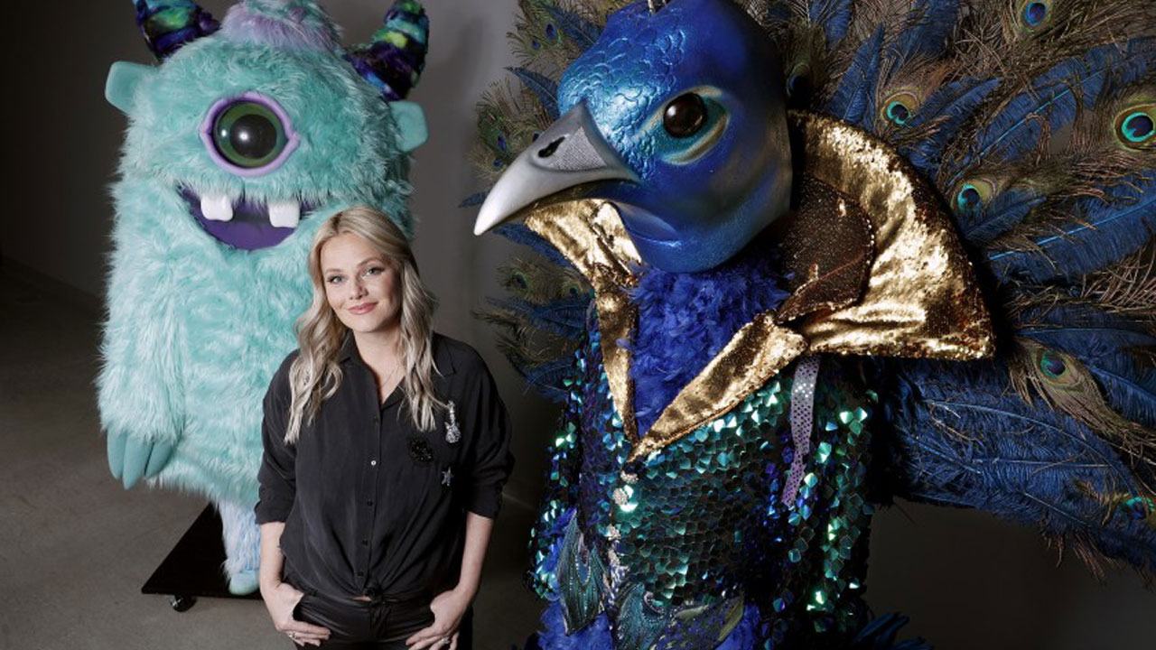 The Masked Singer Costume Designer and FIDM Grad Marina Toybina Wins Fifth Emmy