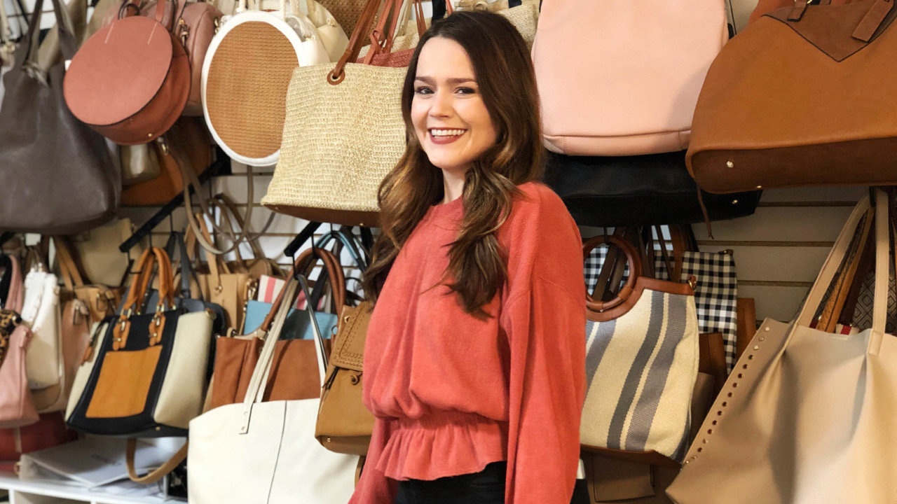 Alumna Ann Malone New Handbag Designer for JustFab and Shoedazzle in Los Angeles