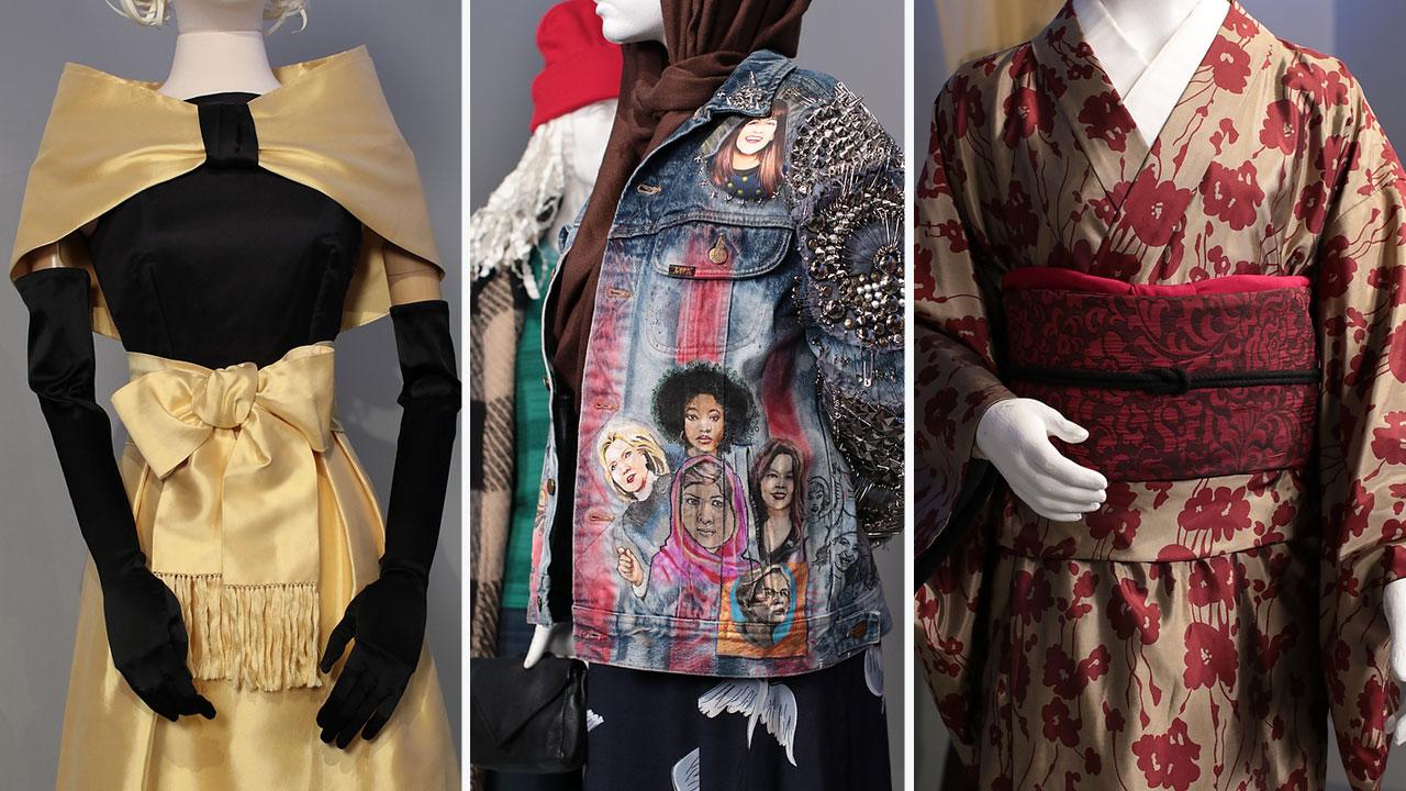 See Costumes From The Crown, Broad City, Westworld, and More at FIDM