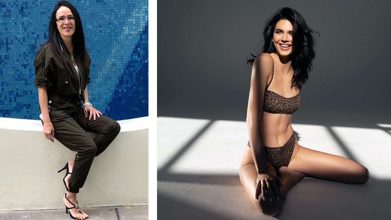 Faculty Member Debra Weaver is Creative Director of Kendall & Kylie Swimwear