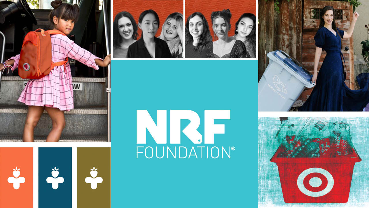 FIDM Student Teams Place First and Third in 2021 NRF Foundation Student Challenge