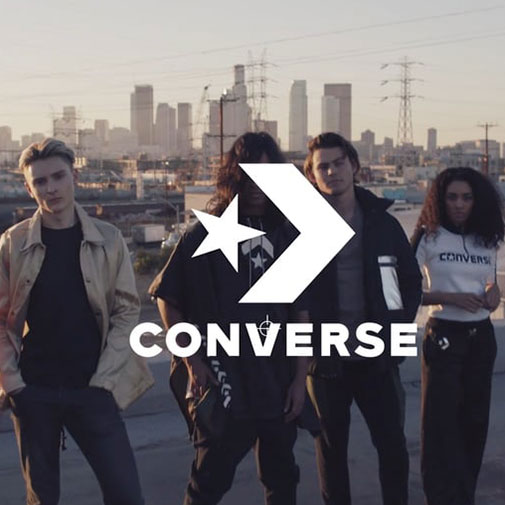 International Manufacturing & Product Development x Converse