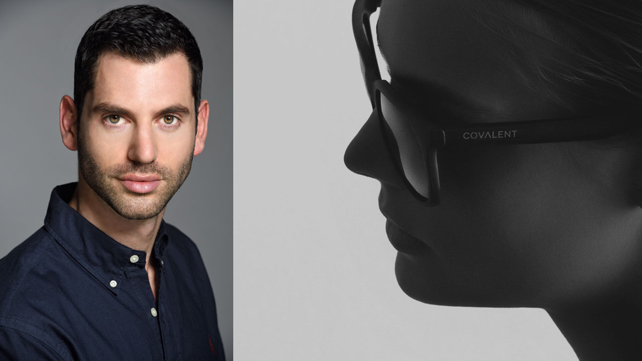 Grad Yotam Solomon is Creative Director of Covalent