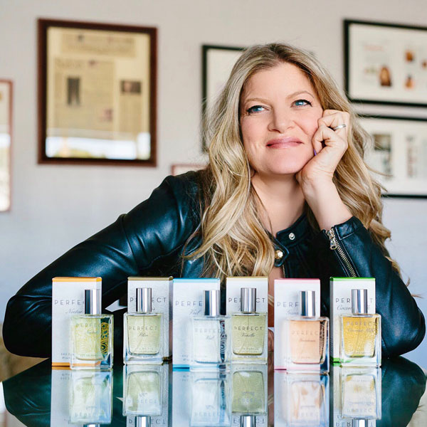 Instructor is the Founder and Owner of Sarah Horowitz Parfums