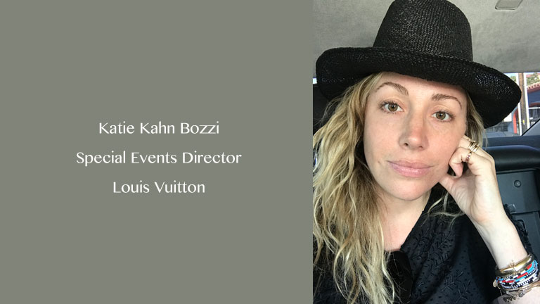 Merchandise & Marketing Grad is Special Events Director for Louis Vuitton