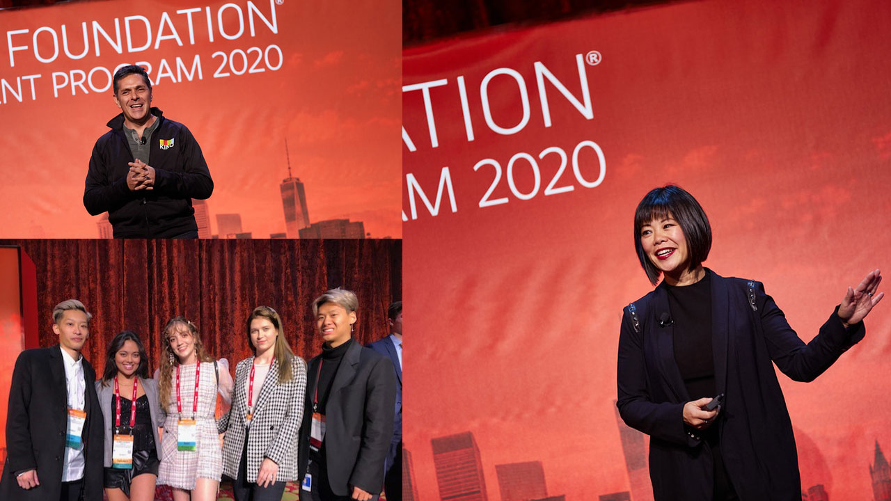 FIDM Students Attend NRF Foundation Student Program in New York City
