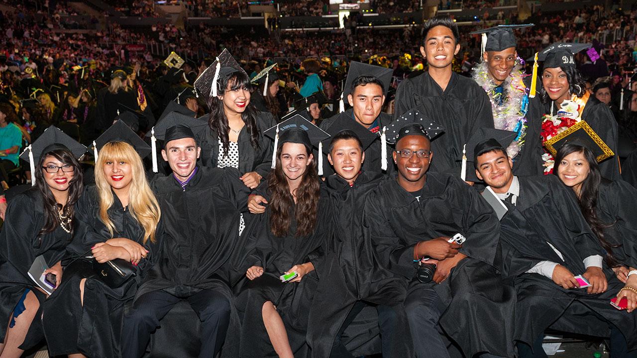 Graduation | Student Life | FIDM.edu