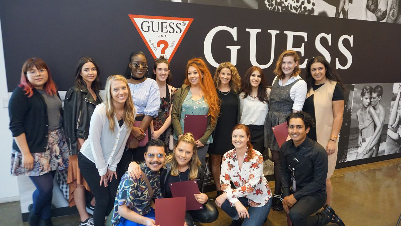 Alumna Courtney Keskinen Applauds FIDM x GUESS Sustainability Collab