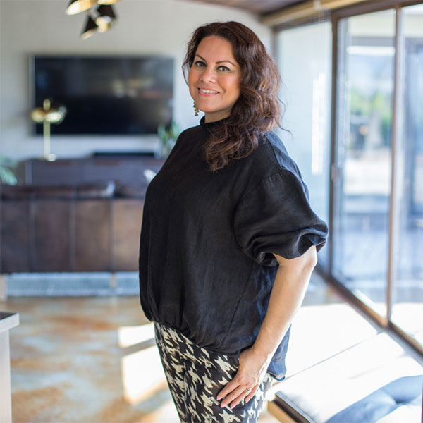 Grad Raelena Vasquez is the Interiors Entrepreneur Behind Swank Designs and Swoon Home