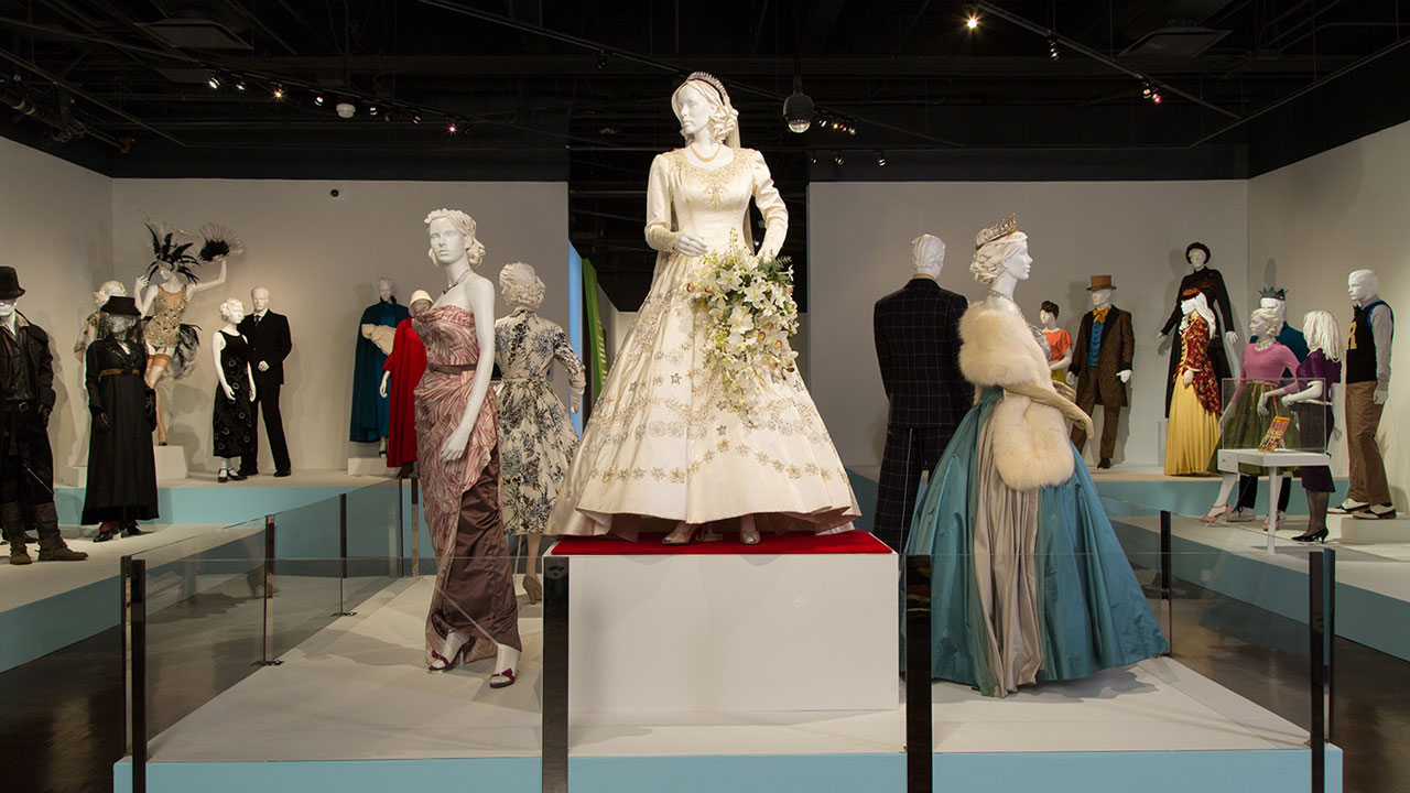 The 13th Art of Television Costume Design Exhibition Opening at the FIDM Museum on August 20, 2019