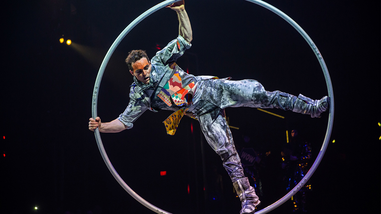 Film & TV Costume Design Student Mingo Shares Thoughts on Cirque Du Soleil Volta Costumes
