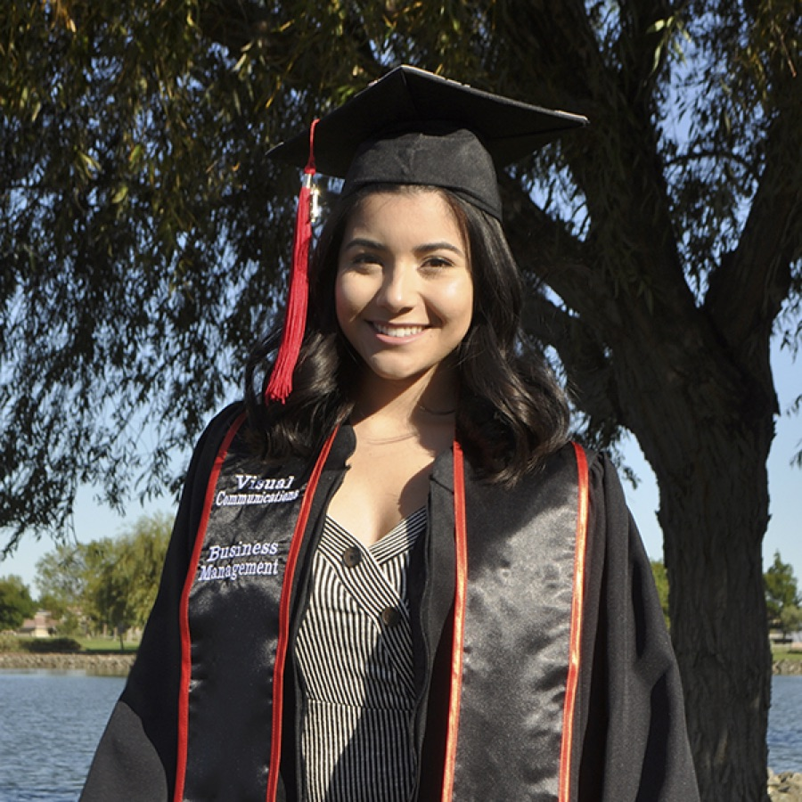 Recent Grad Lauren Bernal Pursues Sports Industry Working for the LA Clippers and the LA Chargers