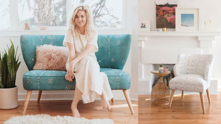 Grad Bri Emery Designs New Target Collection