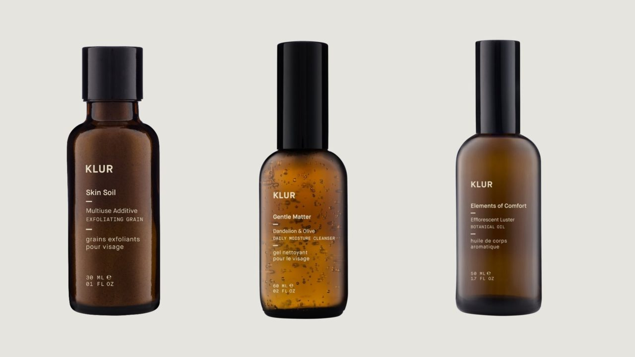 Grad Lesley Thornton Launches Clean Beauty Brand KLUR