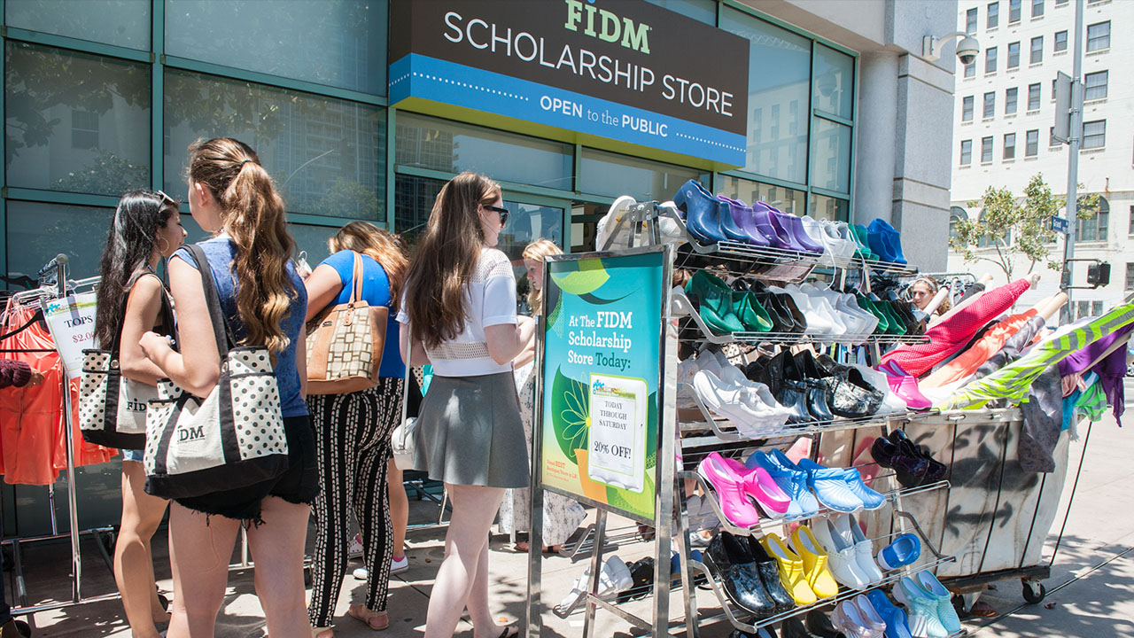 The FIDM Scholarship Foundation