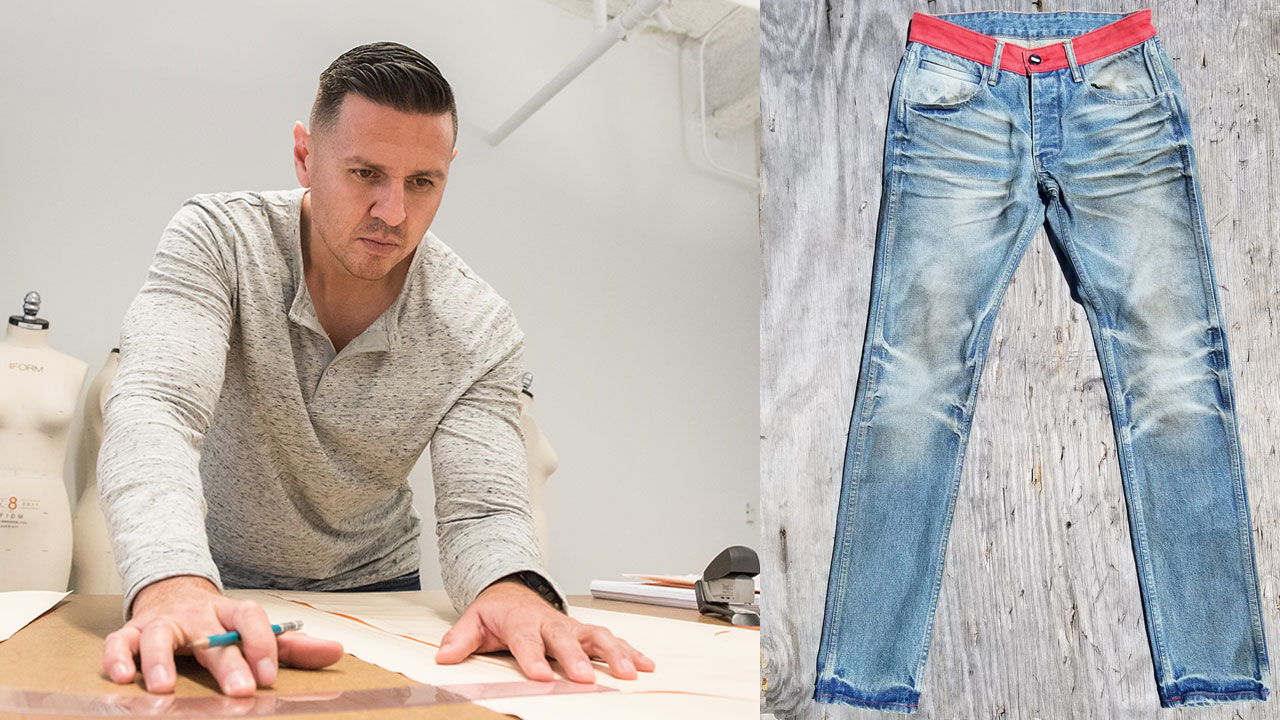 Sportswear International Names Grad's Line Best New Denim Brand